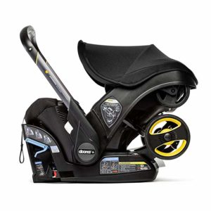 best infant car seat. Best all in one infant car seat. best infant car seat 2020. A picture of the Doona Infant Car Seat & Latch Base representing the best all in one infant car seat.