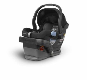 best infant car seat. Best easy to install infant car seat. best infant car seat 2020. A picture of the UPPAbaby MESA Infant Car Seat representing the best easy to install infant car seat.