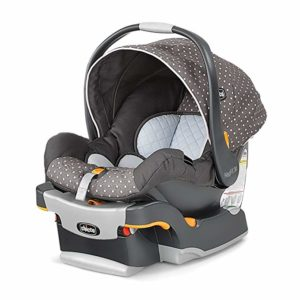 best infant car seat. Best overall infant car seat. best infant car seat 2020. A picture of the Chicco KeyFit 30 Infant Car Seat representing the best overall infant car seat.